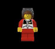Red Lego pilot!!