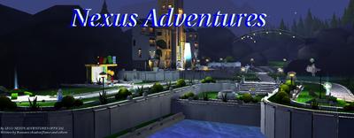 LEGO Nexus Adventures The Book