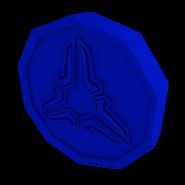 Coin Blue.2