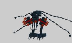 Maelstrom beast creature