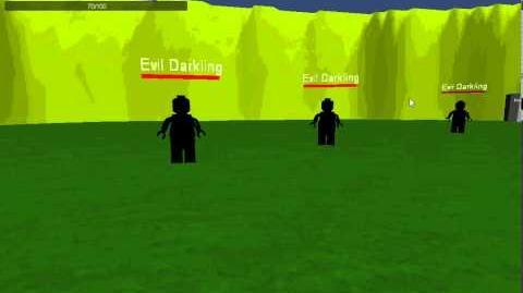 Evil Darkling