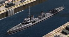 Raubvogel Type M Dock