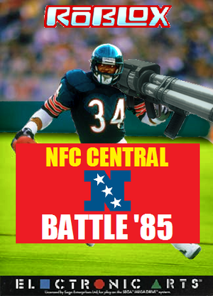 NFC North Battle '85 Cover