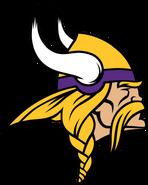 2013 Minnesota Vikings Logo