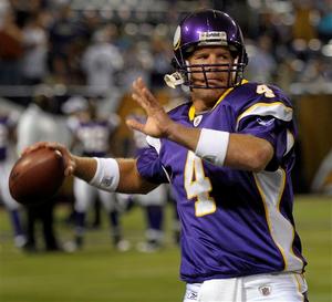 Brett Favre (Vikings)