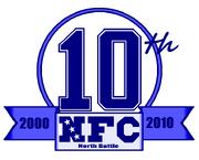 10th Anneversary Logo NFC North Battle