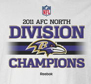 2011 NFC North Champions