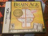 Brain Age (GDC 06 Gift)