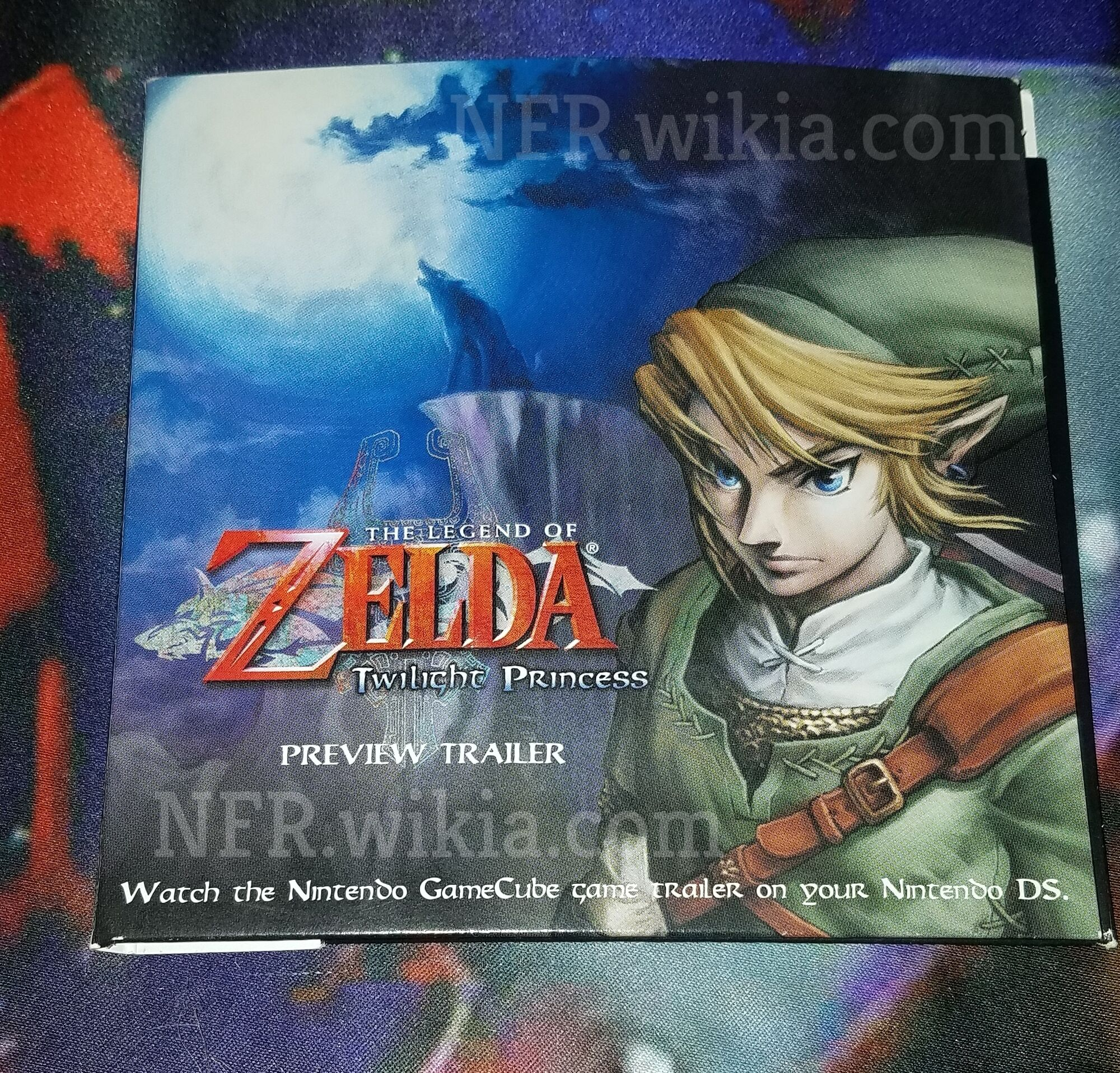 The Legend of Zelda Twilight Princess Preview Trailer | Nfr Wiki