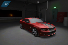 Ford Shelby GT500 Shift 2 Unleashed Mobile