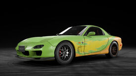 NFSPB MazdaRX7Abandoned Garage