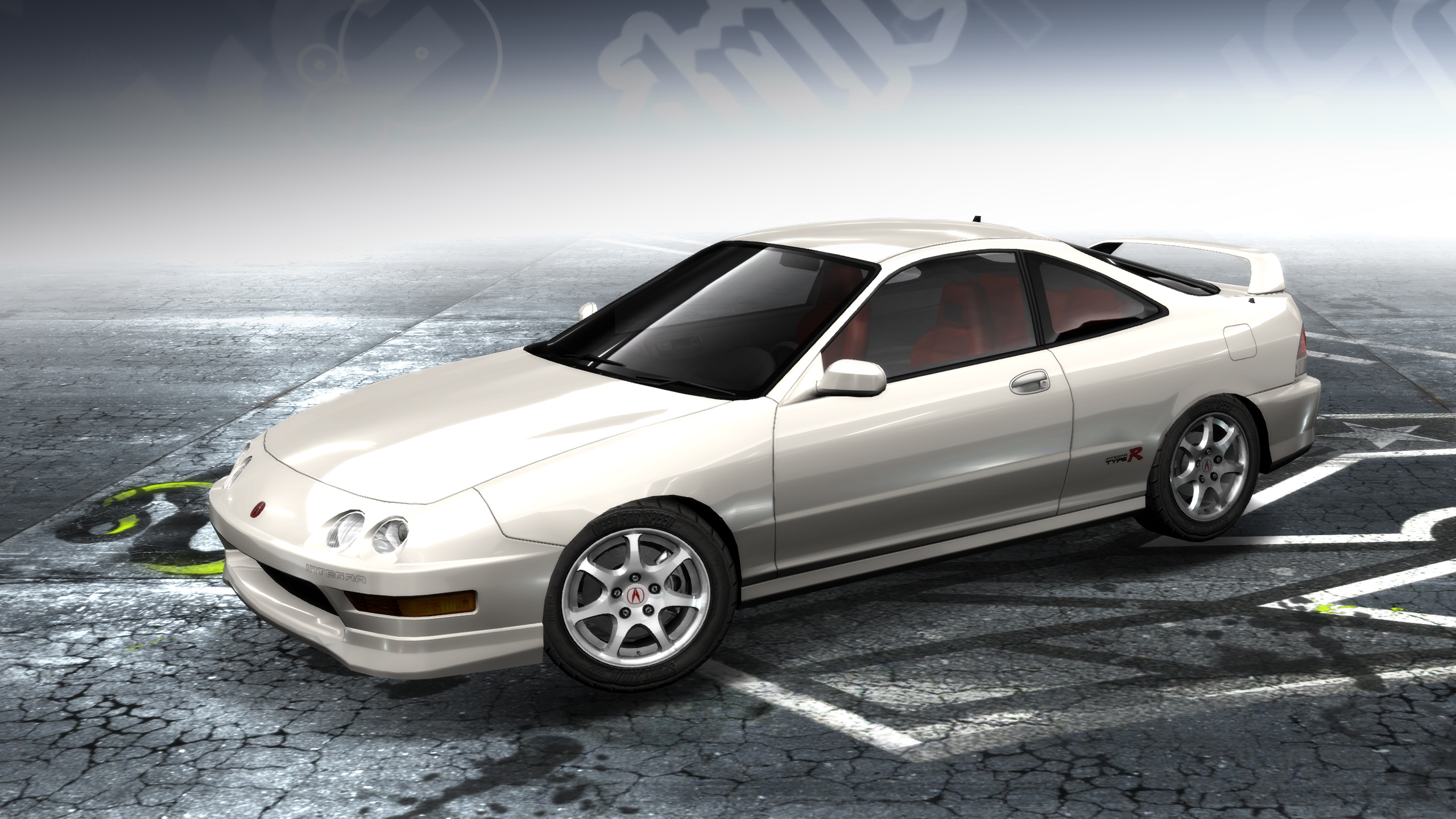 Acura Integra Type R Need For Speed Wiki FANDOM Powered By Wikia - Acura integra dc2 type r