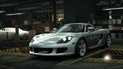 NFSW Porsche Carrera GT Silver