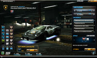 NFSWblog Car Select Menu