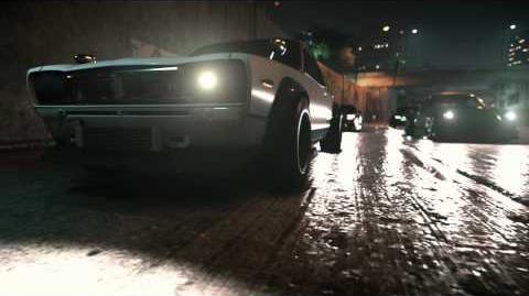 Tráiler oficial de Need for Speed para la E3 PC, PS4™ y Xbox One