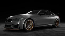 NFSPB BMWM4GTS Garage
