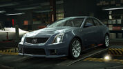 NFSW Cadillac CTS-V Blue