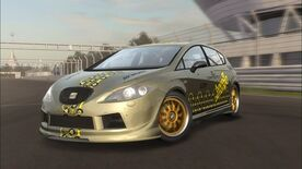 Seat Leon Cupra Need for speed Pro Street