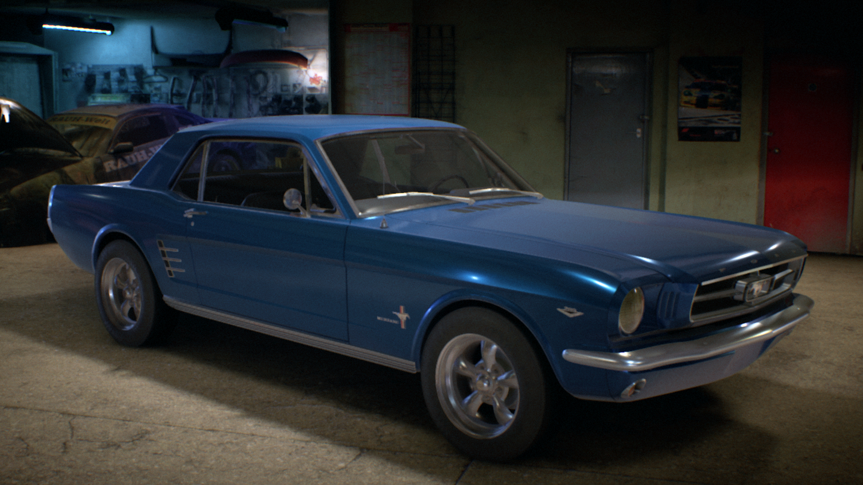 Ford Mustang Coupe Gen 1 Need For Speed Wiki Fandom