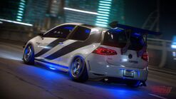 NFSPB VW Golf Clubsport NeonTeaser