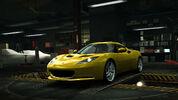 NFSW Lotus Evora Yellow