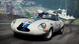 Jaguar E-Type Lightweight Shift 2 unleashed