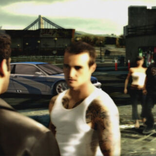 Konfrontacja z Razorem<br /><small>(<i>Need for Speed: Most Wanted</i> - Epilog)</small>