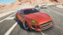 NFSPB Jaguar FType Custom Teaser