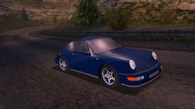 NFSPU PC 911 Carrera 4 Coupe 964