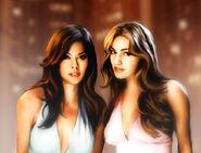 Rachel y Nikki