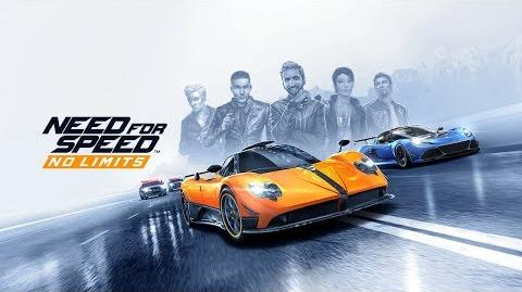 NFSNL - Pursuit Legends