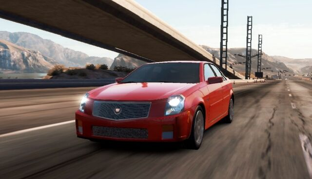 Image  Cadillac CTSV Hot Pursuitjpg  Need for Speed Wiki