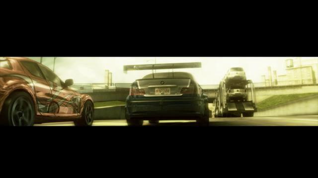 "Need For Speed ""Most Wanted"" Cinematic"