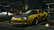 NFSW Toyota Supra Street Mod