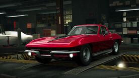 NFSW Chevrolet Corvette Stingray Red