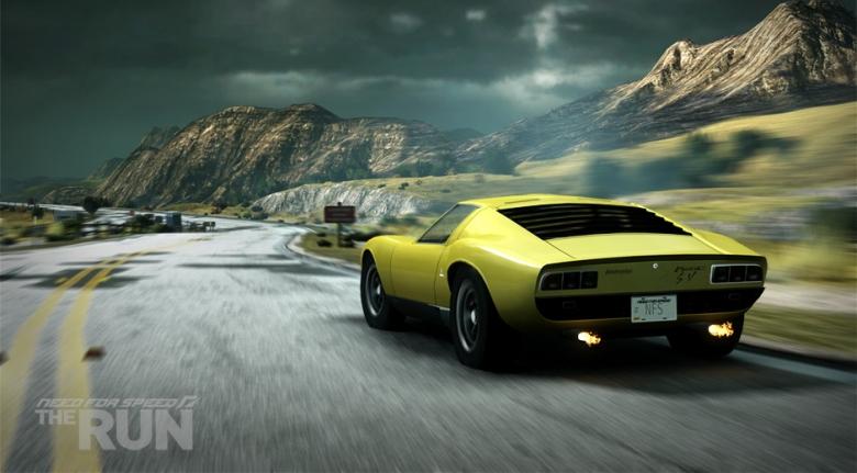 Nfs The Run Lamborghini Muira Sv 01 Wm