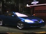 Need for Speed: Underground 2/Cars