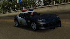 NFSHP2 PC Dodge Viper GTS Pursuit