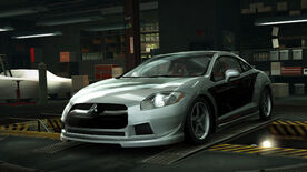 NFSW Mitsubishi Eclipse GT Orbit