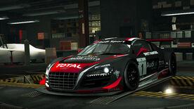 NFSW Audi R8 LMS ultra W-Racing Team