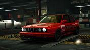 NFSW BMW M3 Sport Evolution Brezeln
