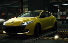 Renault megane rs world