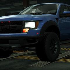 <i>Need for Speed: World</i><br /><small>(Niebieski)</small>
