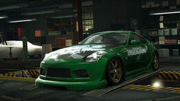 Nissan 350Z (2003) | Need for Speed Wiki | FANDOM powered by