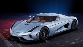 NFSHE App Koenigsegg Regera