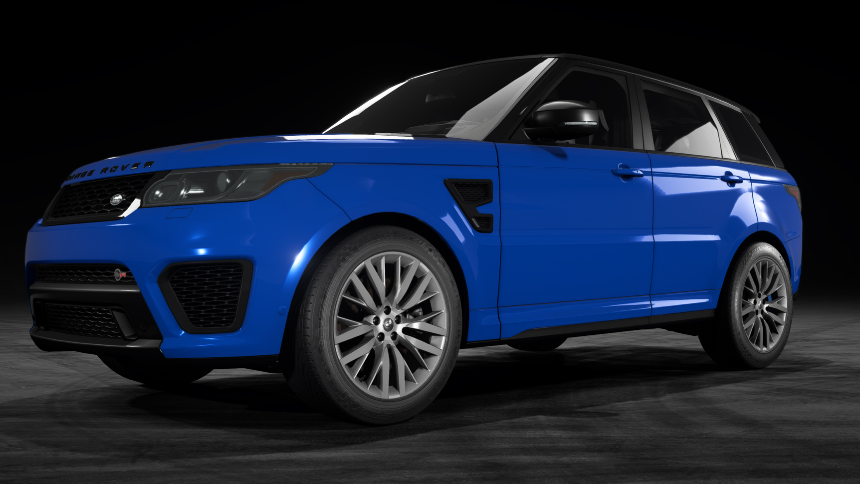 Land Rover Range Rover Sport SVR (L494) | Need for Speed Wiki ...