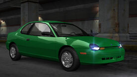 NFSUG Dodge Neon Stock