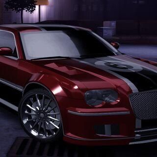 Chrysler 300C SRT-8<br /><small>(Poziom 1; nieużywany)</small>