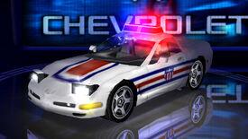 NFSHS PC ChevroletCorvette Pursuit FR