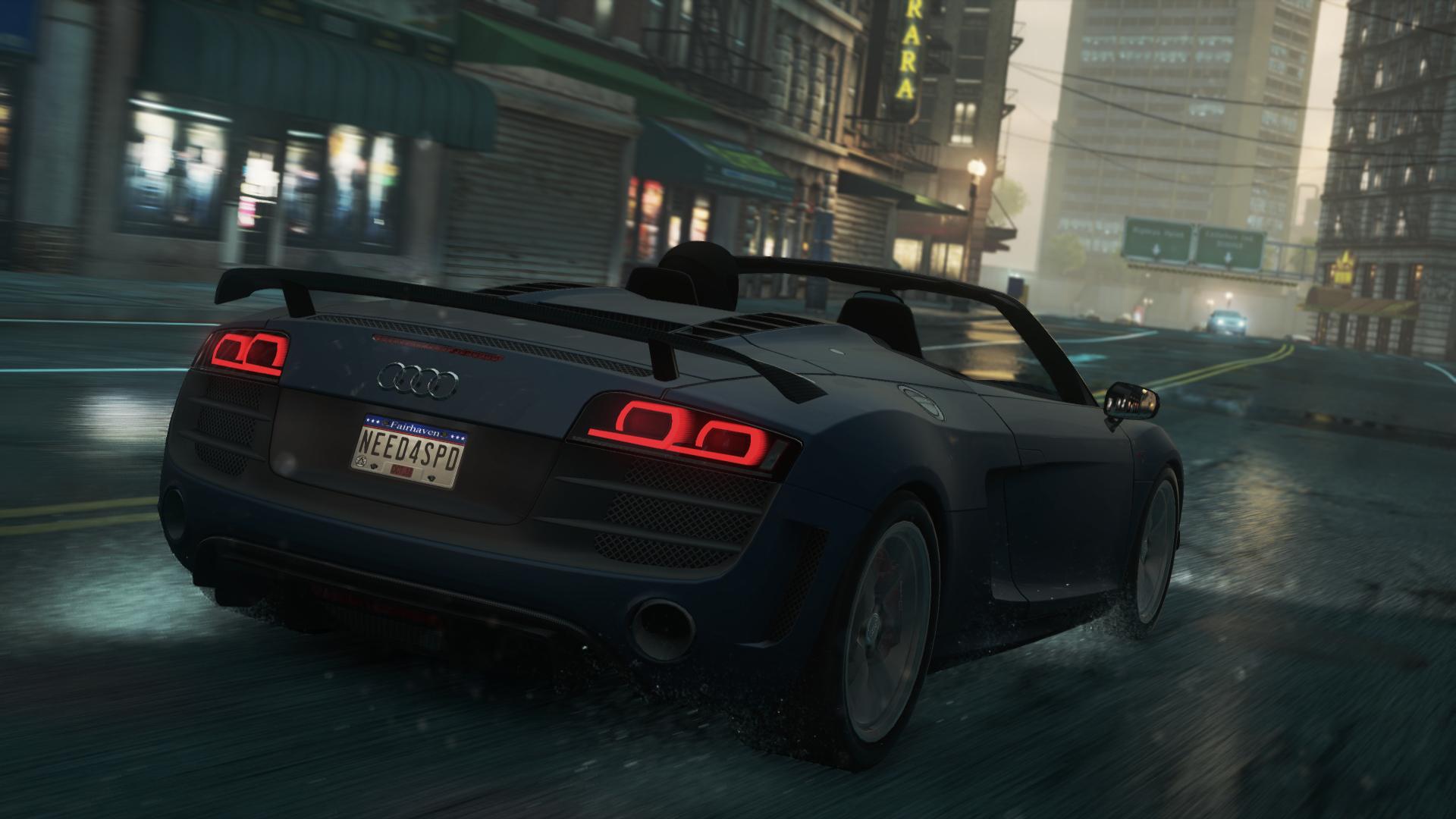 Audi R GT Spyder Need For Speed Wiki FANDOM Powered By Wikia - Audi wiki